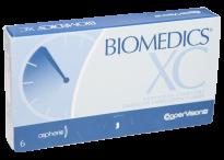 Гидрогелевые линзы Cooper Vision Biomedics XC