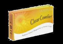 Гидрогелевые линзы Sauflon Clear Comfort Aspheric