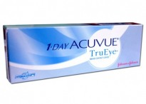 Однодневные линзы Johnson & Johnson 1-DAY Acuvue TruEye Sale
