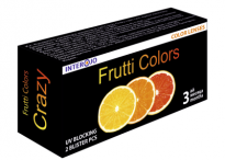Цветные линзы Interojo Frutti Colors Crazy