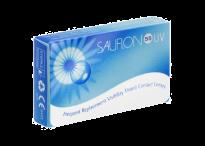 Гидрогелевые линзы Sauflon 55 UV