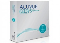 Однодневные линзы Johnson & Johnson ACUVUE OASYS® 1-Day with HydraLuxe® (90 блистеров)