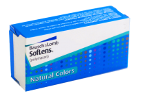 Цветные линзы Bausch & Lomb SofLens Natural Colors