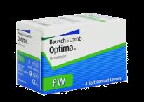 Гидрогелевые линзы Bausch & Lomb Optima FW