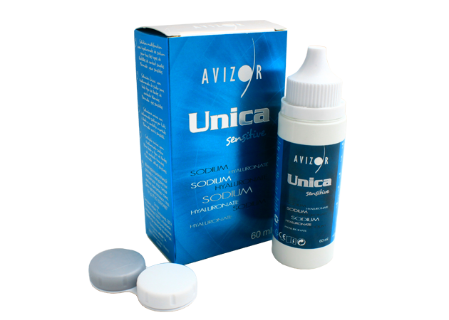 Раствор Avizor Unica Sensitive 100 ml