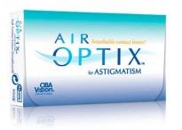 Астигматические линзы Air Optix Toric